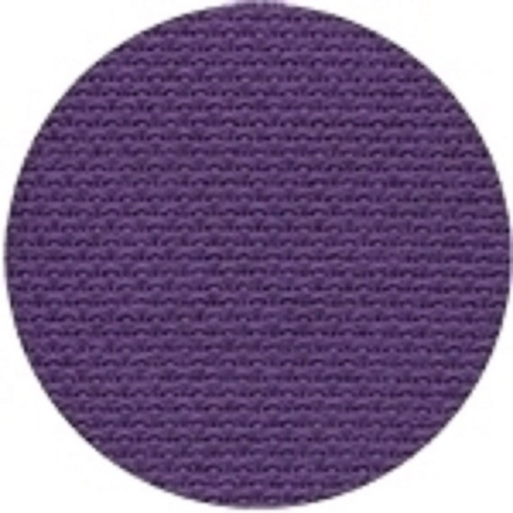LILAC AIDA 16 Count by Wichelt  18 x 25 FREE Tapestry Needle!