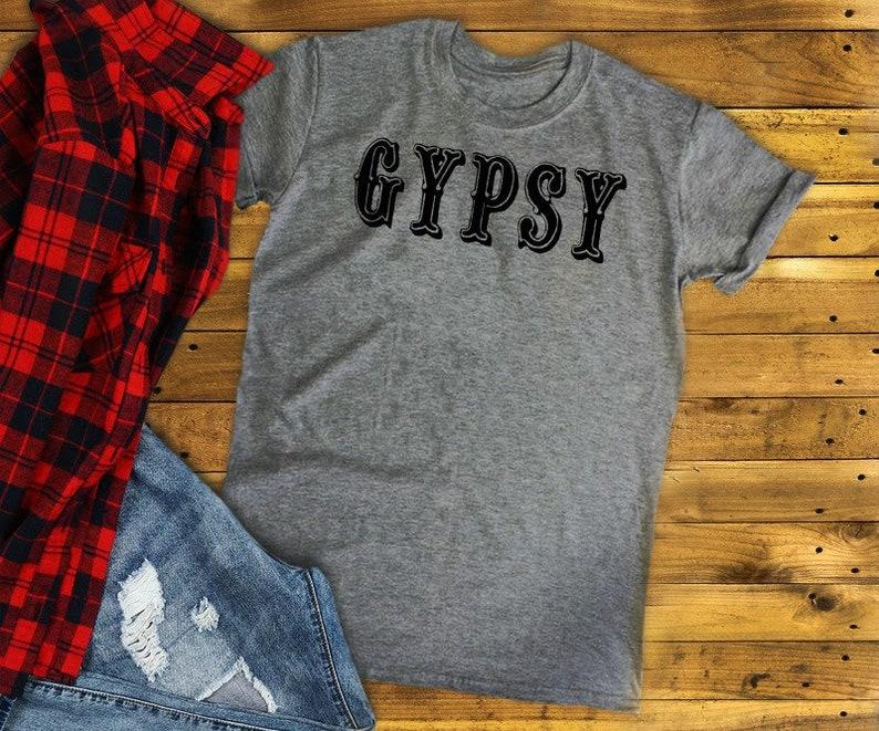5a8b0cb1ee774 Gypsy Spirit Shirt Gypsy Spirit Tshirt Gypsy Soul Shirt