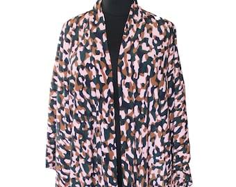 a06bea89f Plus Size Kimono, Plus Size Duster Camouflage