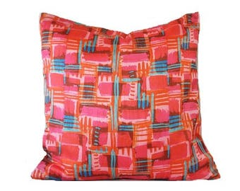 Colorful Pillow Cover/ Multicolor Pillow/ Decorative Pillows/ Throw Pillows/ Colorful Home Accents/ Home Decor/ Cushion Covers/ Pillow Case