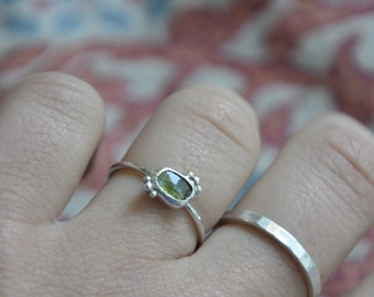 Bicolor Turmalin Ring