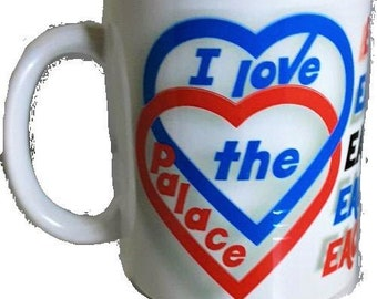 I Love the Palace Eagles Ceramic Mug