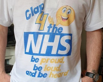 Clap for the NHS Polo Shirt