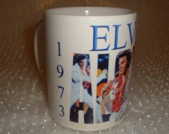 Elvis Presley Classic Mug 1973