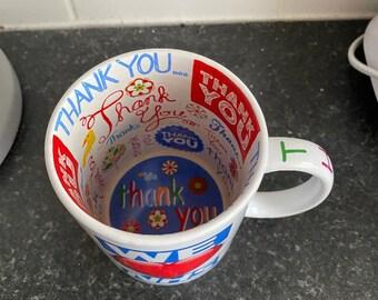 Personalised NHS Ceramic Mug