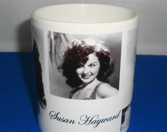 Susan Hayward Mug a perfect gift