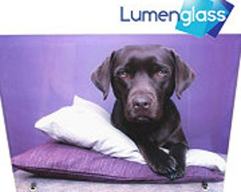 Lumen Glass Panels