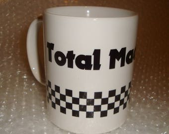 Total Madness Two Tone Music Mug