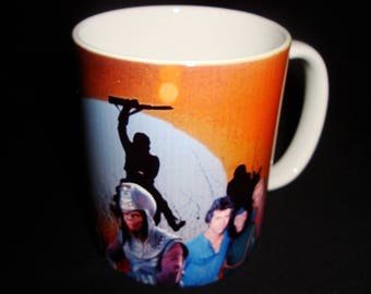 Classic Planet of The Apes 1970's Style Mug Gift Shop