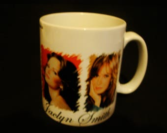 Classic Jaclyn Smith Mug Charlies Angels TV