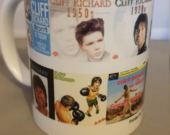 Cliff Richard Ceramic Mug