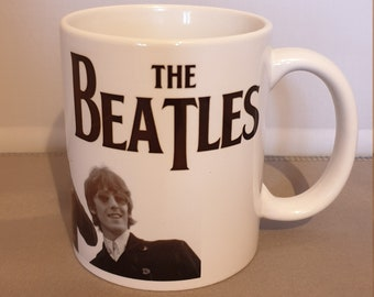 The Beatles Ceramic Mug