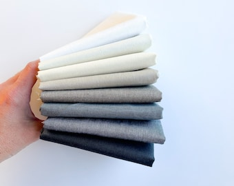 Peppered Cottons Bundle  |  Peppered Cottons  |  Custom Curated Bundle