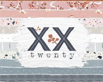 Twenty Fat Quarter Bundle  |   Full Collection   |   Art Gallery Fabrics