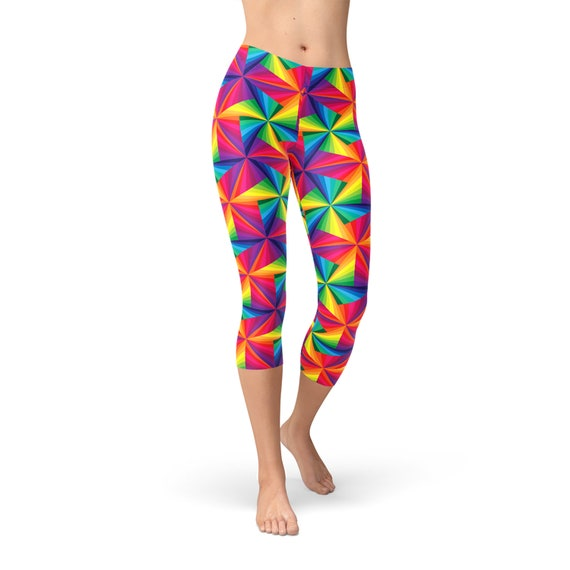 Tree of Life with Jamaican Flag Adult Womens Yoga Running Hot Shorts Pants