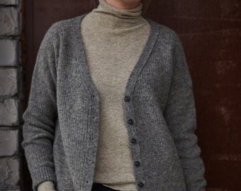 EXQUISITE KNITWEAR made of 100% natural WOOL and von PappusStore