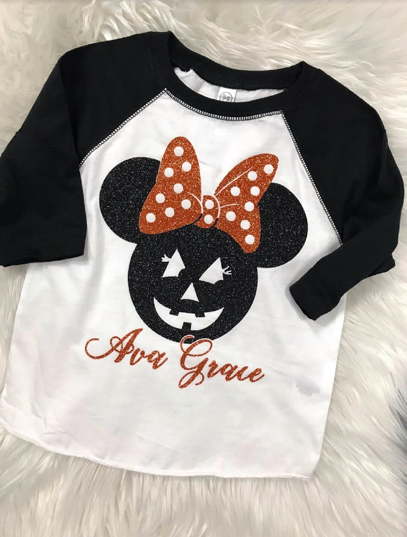 Disney Halloween Shirts Etsy.Disney Halloween Shirts Personalized Minnie Halloween Shirt Custom Mickey S Not So Scary Halloween Shirts Girls Not So Scary Disney Tee