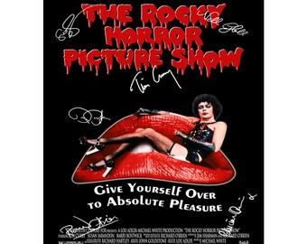 Rocky Horror Poster Etsy