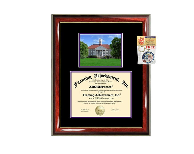 JMU diploma frame James Madison University degree frames campus certificate JMU framing gift graduation plaque document graduate college