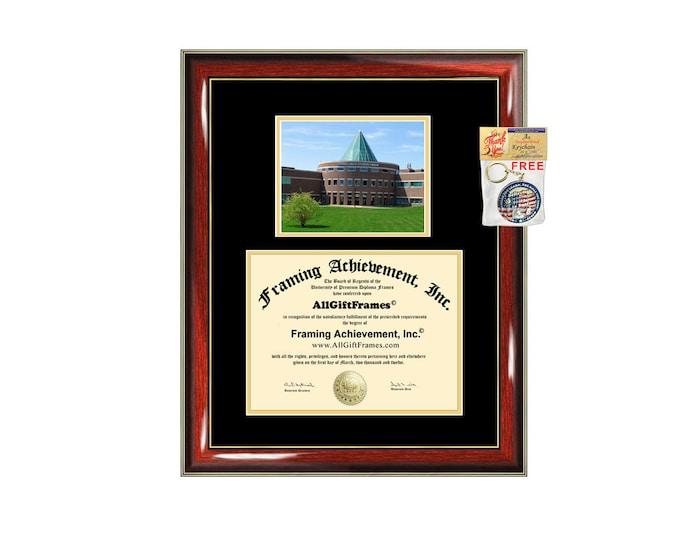 Chicago State University diploma frame campus certificate CSU degree frames framing gift graduation plaque document college graduate
