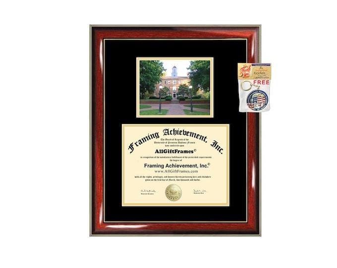 Ohio University diploma frame campus certificate Ohio degree frames framing gift graduation plaque document graduate alumni