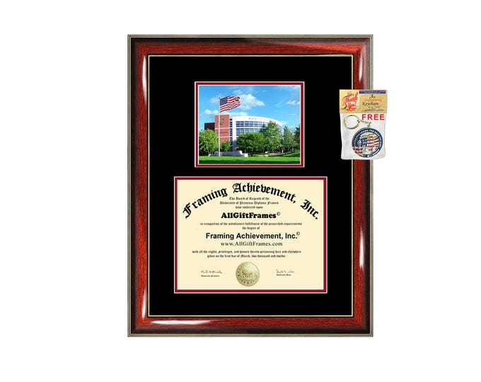 Northeastern University diploma frame campus certificate NEU degree frames framing gift graduation plaque document certification