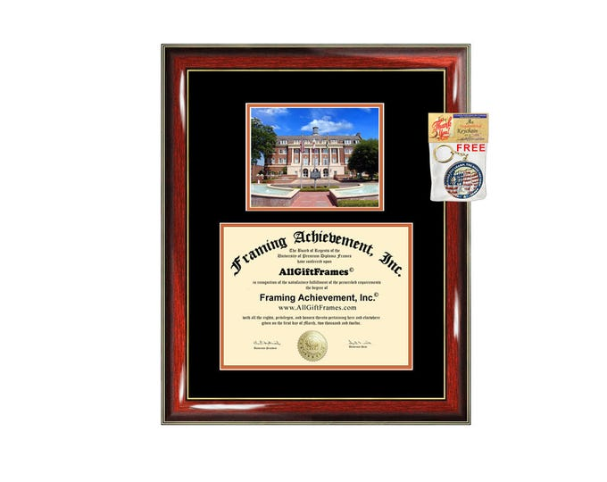 FAMU diploma frame Florida A&M University degree frames framing gift campus certificate graduation plaque document college graduate