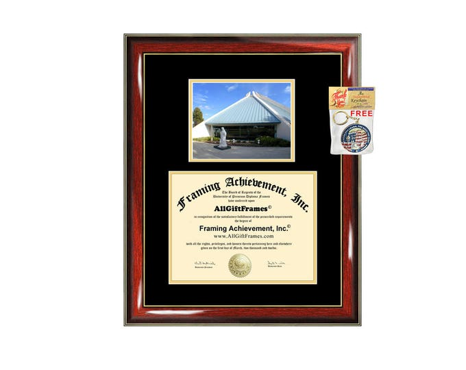 Concordia University Irvine diploma frame campus certificate Concordia degree frames framing gift graduation plaque document graduate alumni