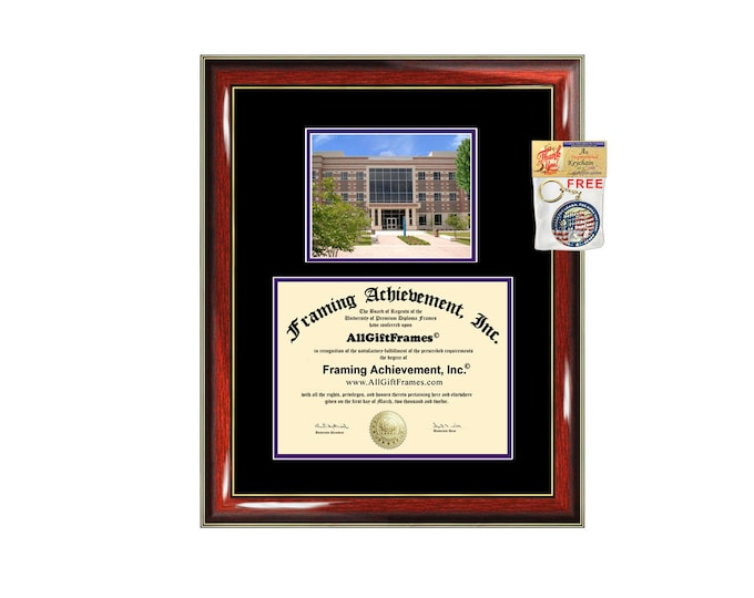 PVAMU diploma frame Prairie View A&M University certificate degree frames campus framing gift graduation frames plaque document