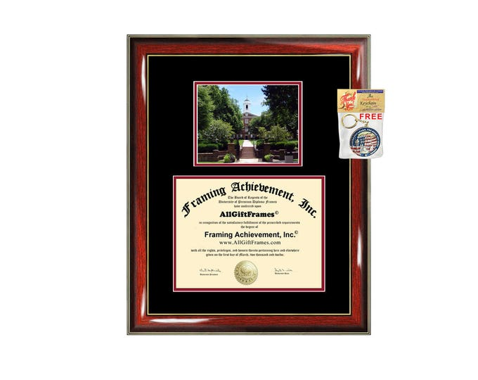 Rutgers University New Brunswick diploma frame campus certificate Rutgers degree frames framing gift graduation award plaque document