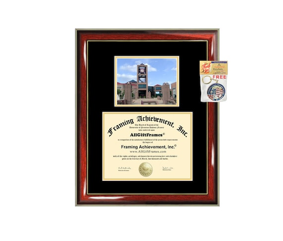 Queens College CUNY diploma frame degree frames framing gift | Etsy
