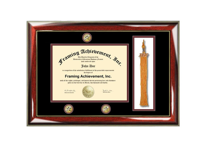 Graduation Quaste Diplom Frame University College Grad