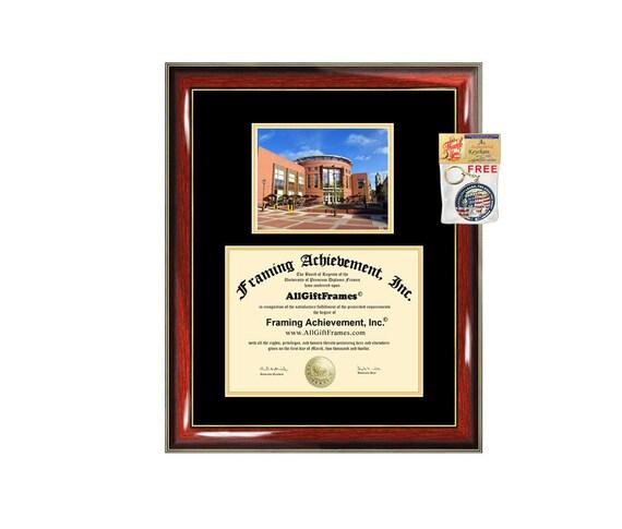VCU diploma frame Virginia Commonwealth University certificate