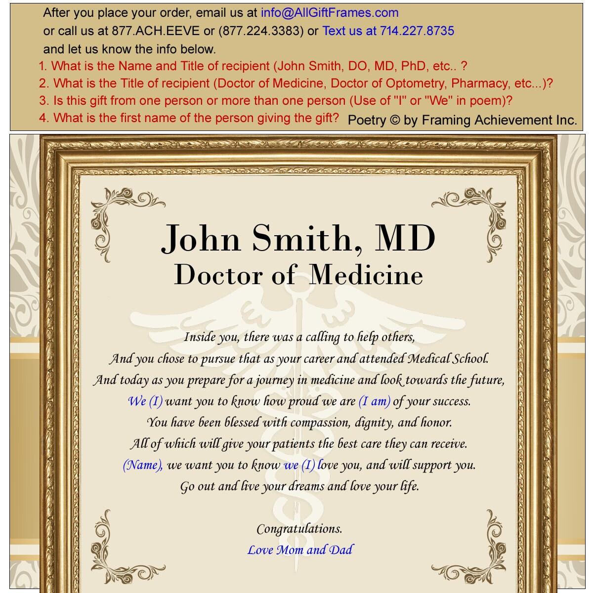 Medical Optometry Dentistry Osteopathic Medicine School