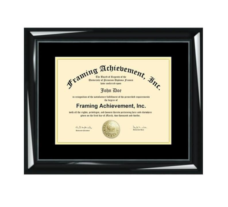 4d466ea15 Certificado marcos de graduación certificado Marcos brillante
