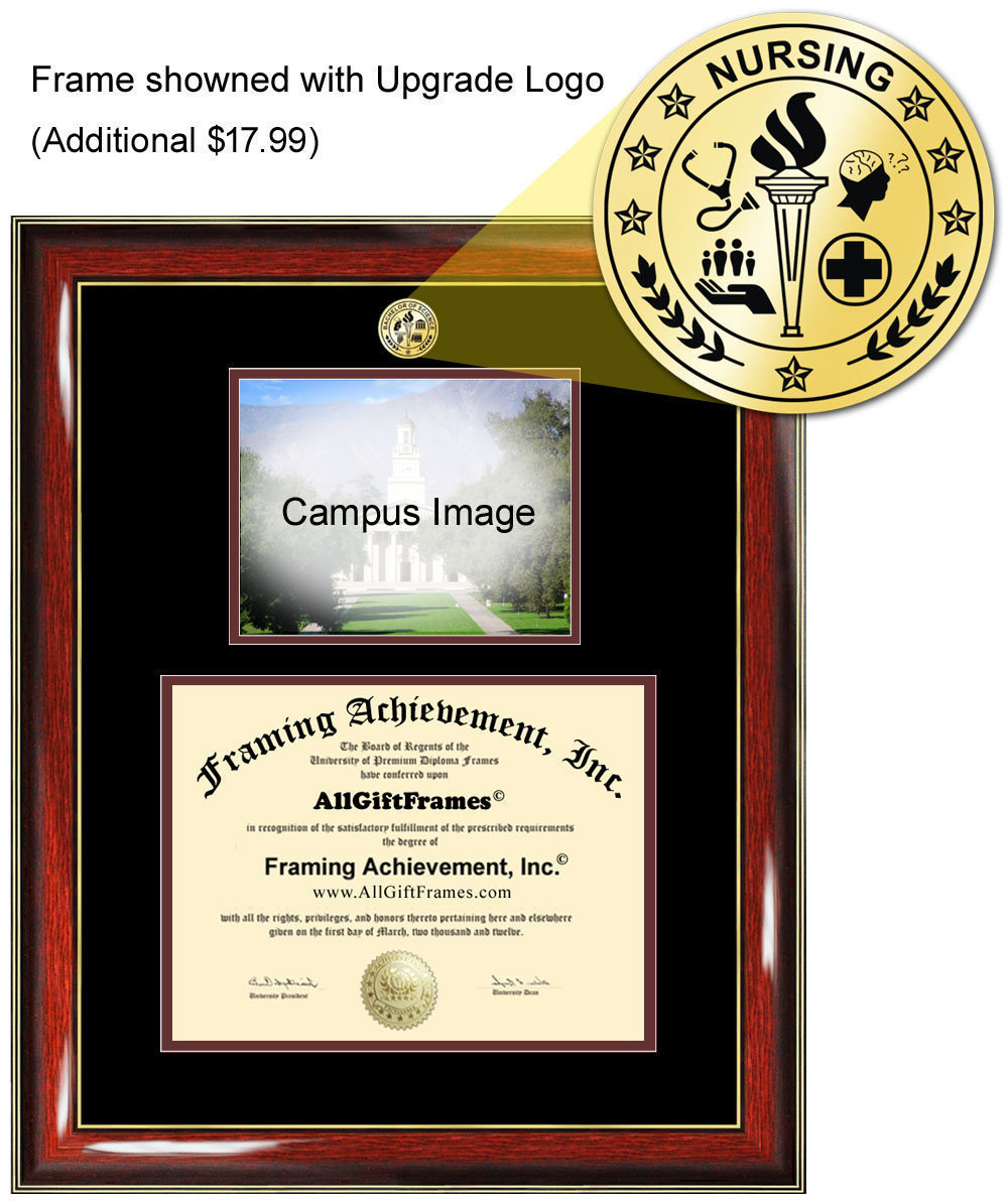 Baruch College Cuny Diploma Frame Certificate Degree Frames Framing