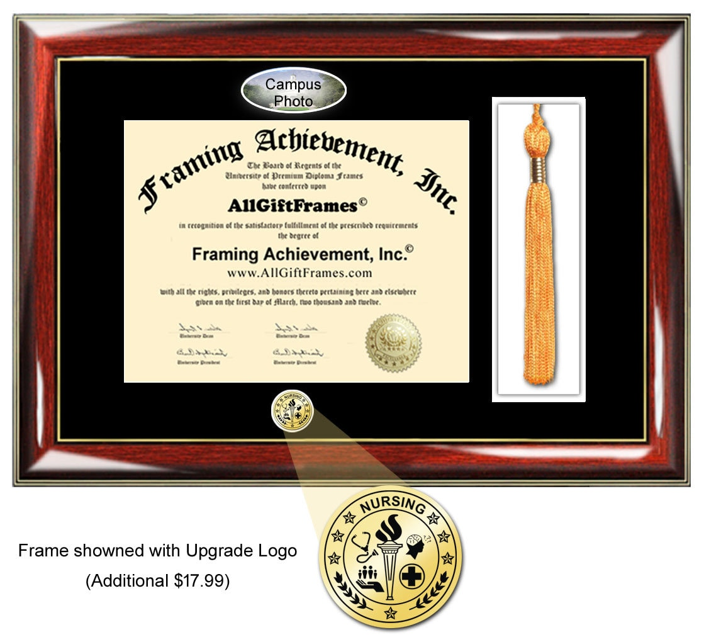 LIU Post Diploma Frames Long Island University CW Post