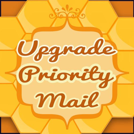 Mise à niveau vers courrier prioritaire