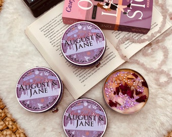 August and Jane (One Last Stop, Candle of the Month)