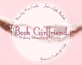 Just a Little Bookish Candle Range - Book Girlfriend