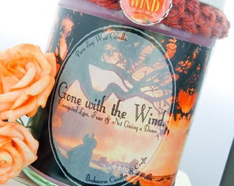 The Classics Candle Range - Gone with the Wind.