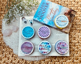 Coho Collection Candles (Colleen Hoover Inspired Mini Tin Set)