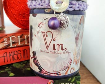 Bookish Character Candle Range - Vin (Mistborn Trilogy)