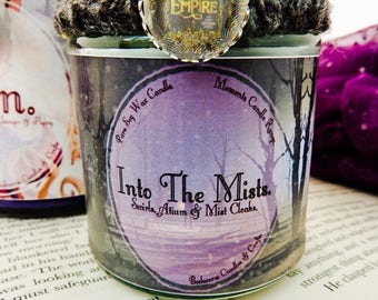 Moments Candle Range - Into The Mists (Mistborn)