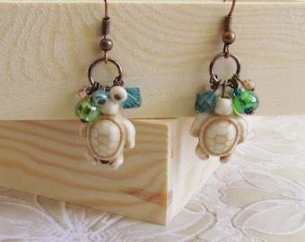Turtle Beach Earrings