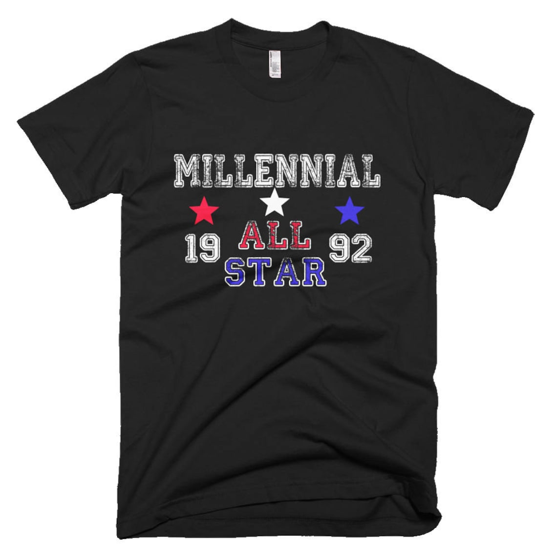 Image result for millennial all star t-shirt