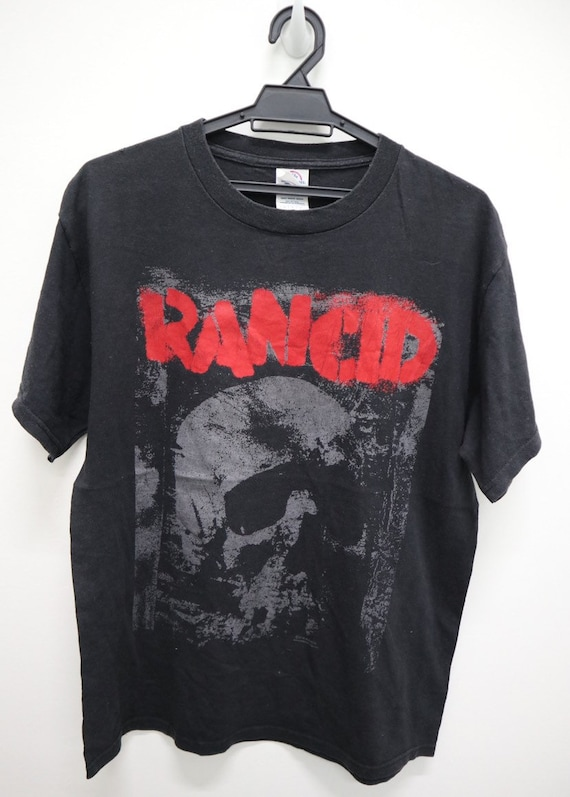 Rancid Punk Rock Band T Shirt