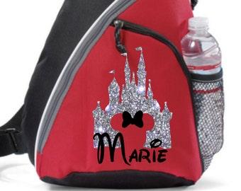 8f16baaa82 Minnie or Mickey Personalized bag