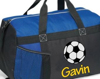 Soccer duffel, Personalized Soccer Bag, Custom Soccer Bag 964d407b5f