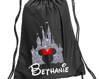 aff5d86944 Minnie Castle Personalized bag